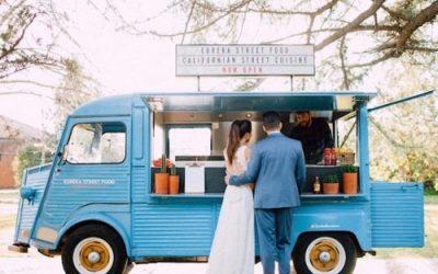 ¡Un Food Truck en tu boda! Ventajas y factores a tener en cuenta