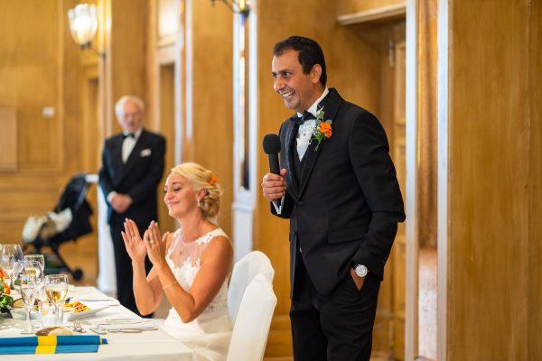 El discurso de boda perfecto