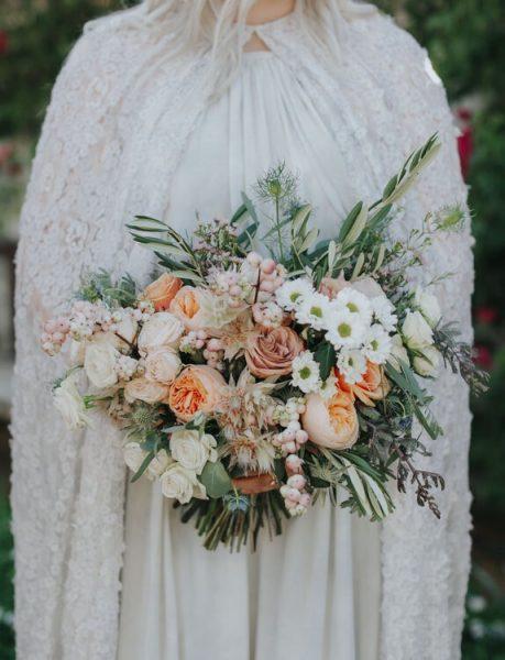 Flores para decorar una boda de invierno