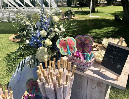 Detalles invitados boda