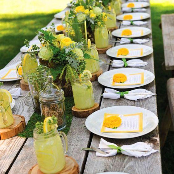 Colores boda primavera