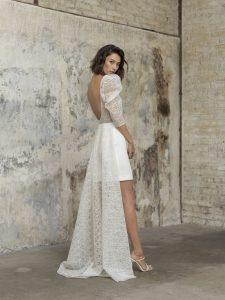 Novias vestido corto