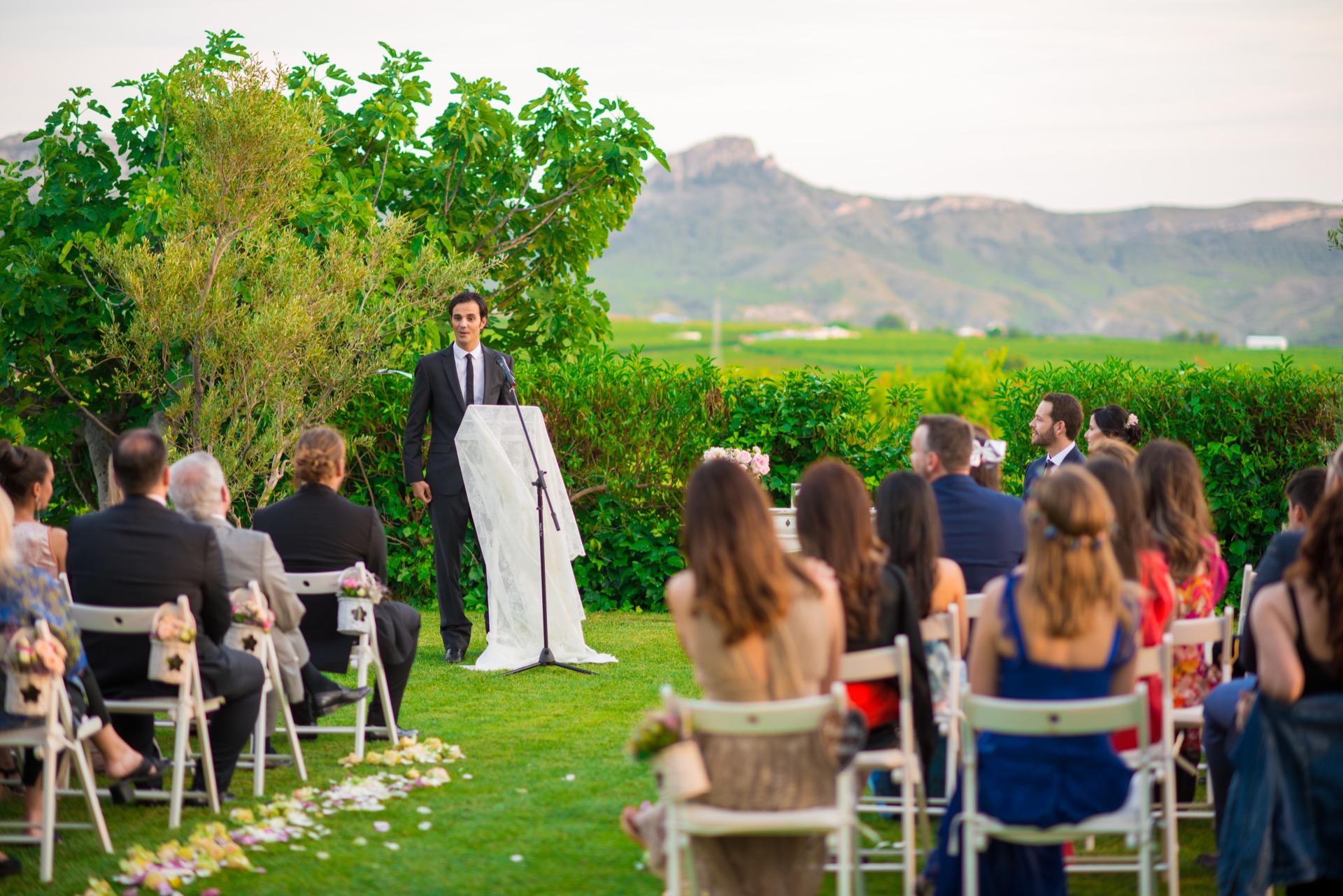 wedding planner murcia