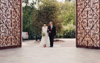 Ideas para la entrada de la novia a la ceremonia