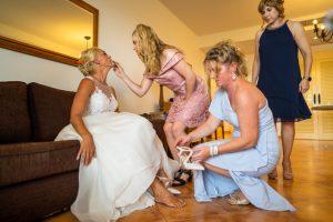 10 consejos para el getting ready de la novia