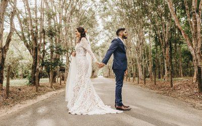 ¿Qué es el First Look en una boda?