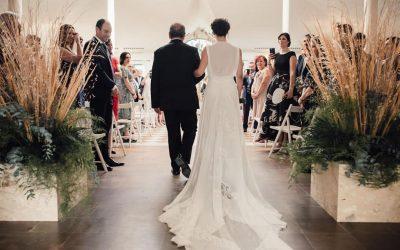 ¿Cómo hacer la entrada a la boda?