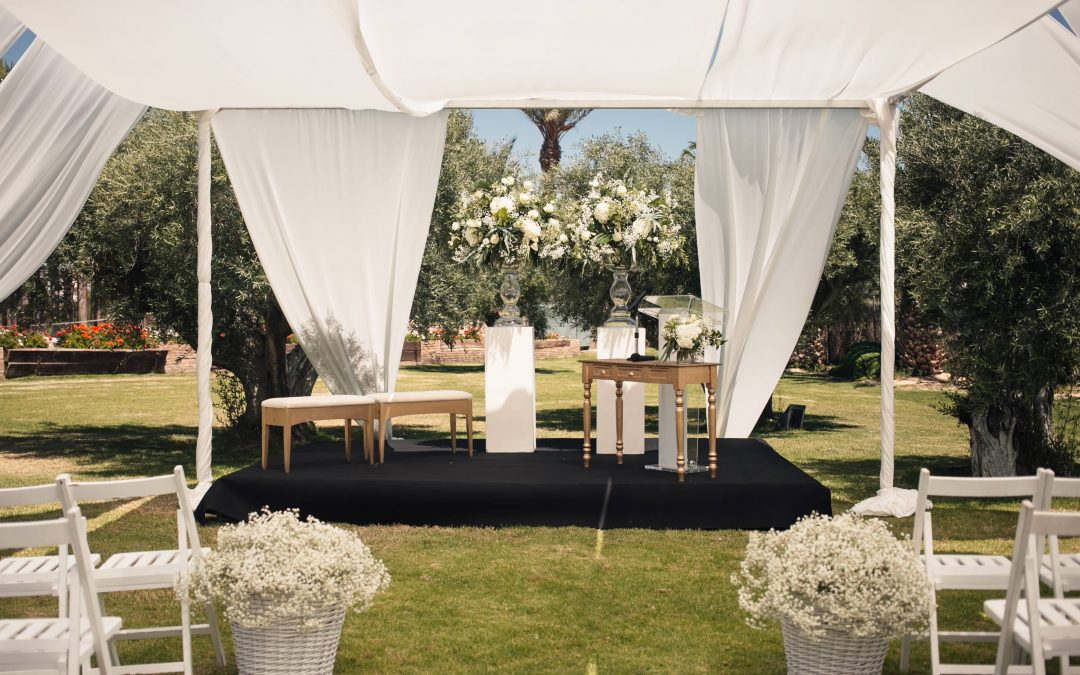 7 Tips para crear tu ceremonia civil ideal