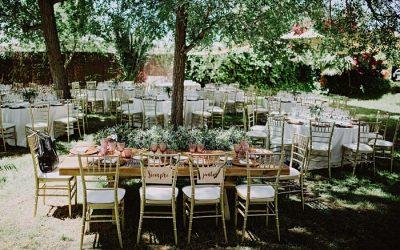 5 fincas ideales para bodas en Murcia
