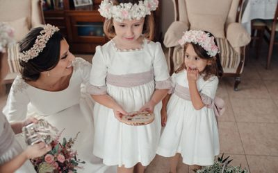 Tips para vestir a los niños para la boda