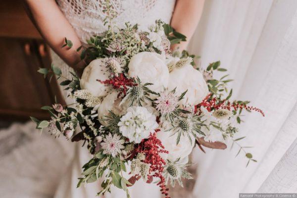 Decoracion flores bodas primavera
